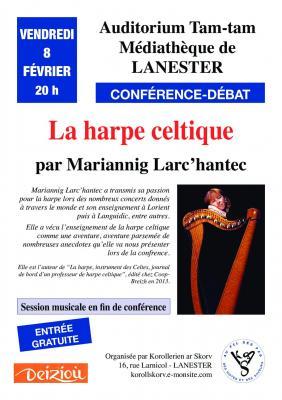 Conférence Mariannig Larc'hantec